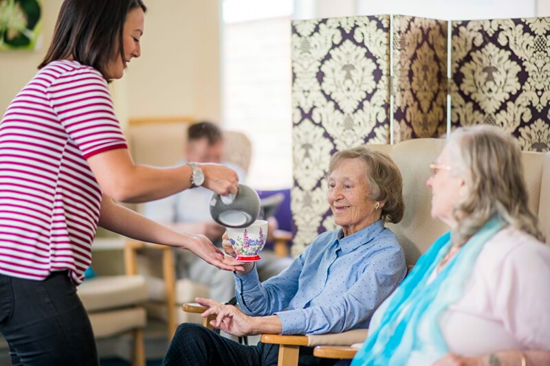 Female Extra Care Worker - Day Shifts - Lymington image