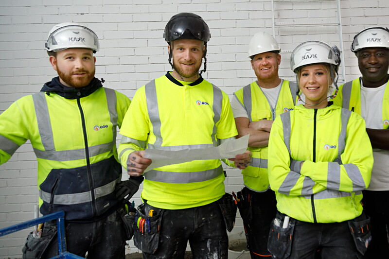Brandskyddsmontörer till Täby Brandskyddsteknik image