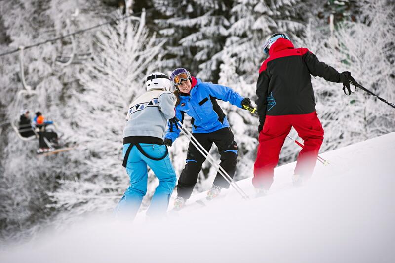 Skid-/snowboardlärare image