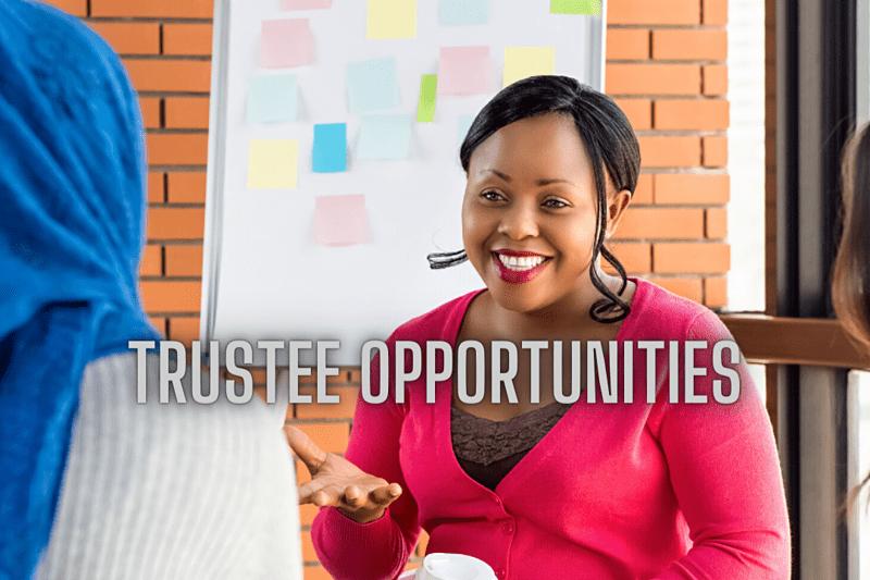 Trustee opportunities image