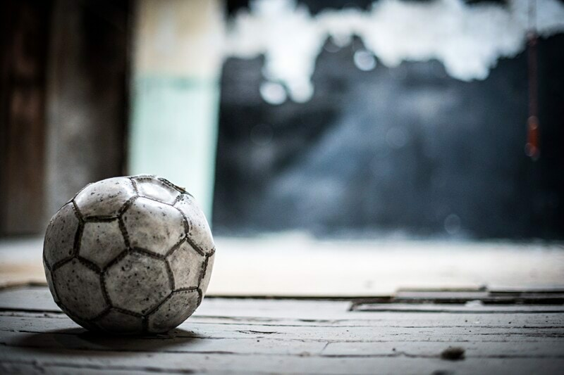 Samhällsmatchen söker sportchef till spontanfotboll i Dalen image
