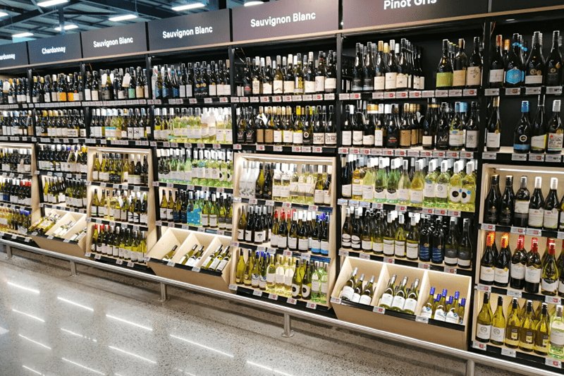 Merchandiser / In-store Wine Taster image
